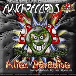 Fungi Records - .Various - alien paradise