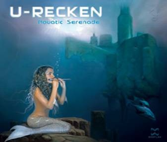 Dooflex Records - U-RECKEN - aquatic serenade