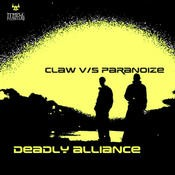 Temple Twister Records - CLAW vs. PARANOIZE - Deadly Alliance