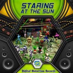 Digital Distortion - .Various - staring at the sun