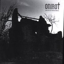 Inner Gravity Records - ONIROT - deus ex machina