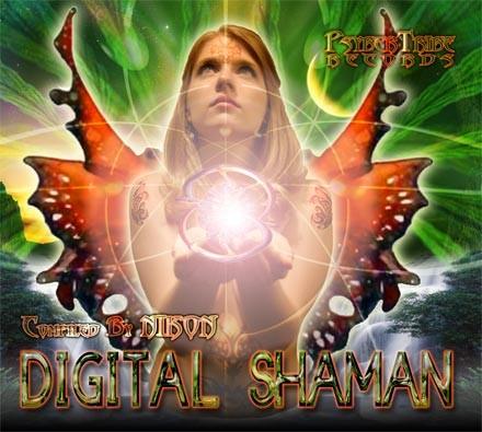 Psybertribe Records - .Various - Digital Shaman