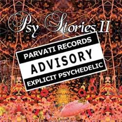 Parvati Records - .Various - psy stories 2