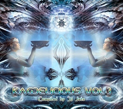 Kagdila Records - .Various - Kagdelicious Volume 3
