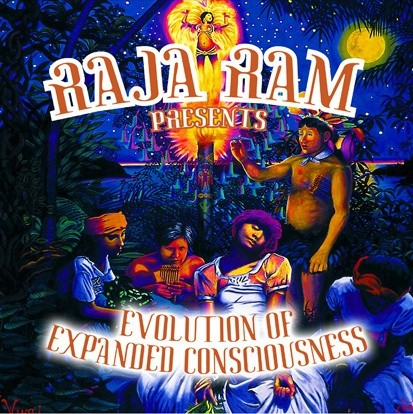 Tip World - .Various - Raja Ram Presents The Evolution Of Expanded Conciousness LP
