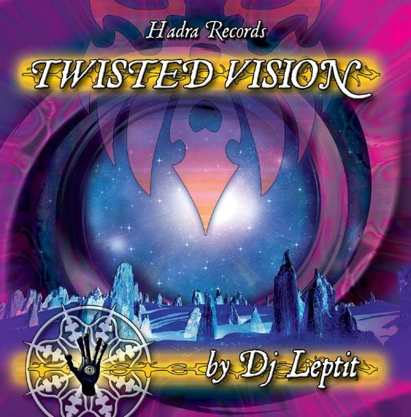 Hadra Records - .Various - Twisted Vision