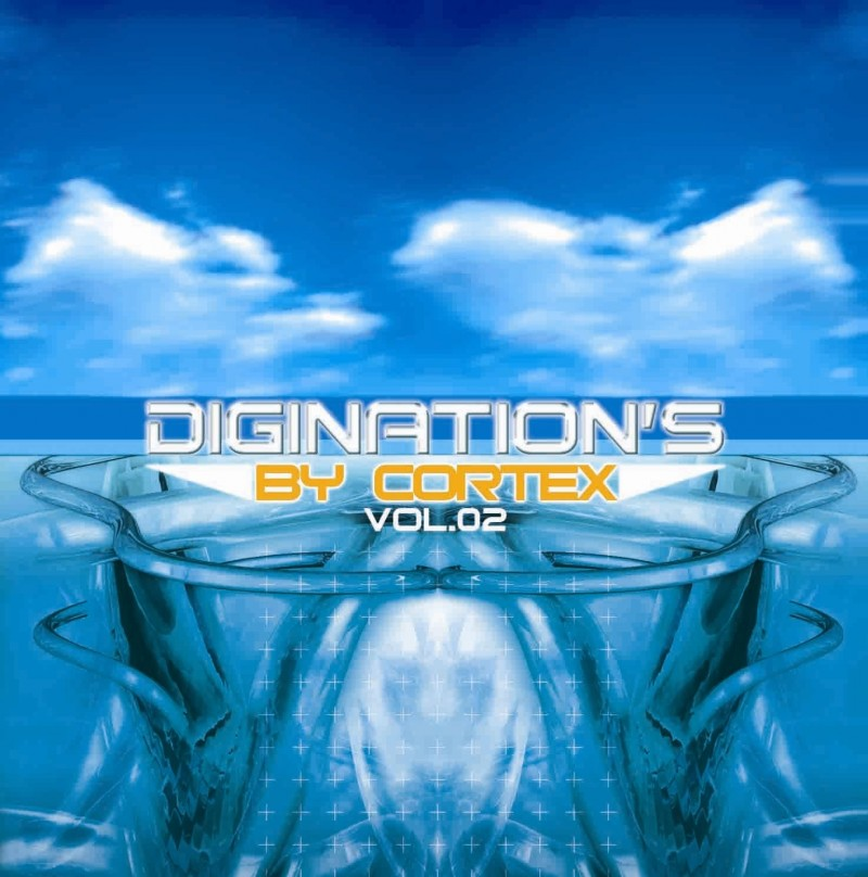 Spliff Music - .Various - Digination s Vol. 02 Compiled By Cortex