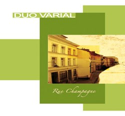 Ultra Vista - DUO VARIAL - rue champagne