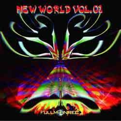 Full Moon Japan - .Various - new world 01
