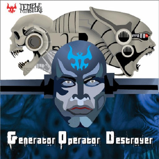 Temple Twister Records - .Various - Generator Operator Destroyer