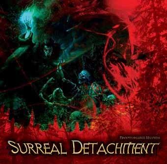 Bhooteshwara Records - .Various - Surreal Detachment