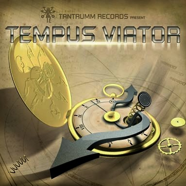 Tantrumm Records - .Various - Tempus Viator
