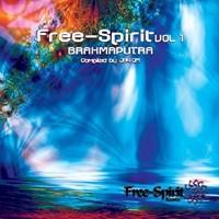 Free Spirit Records - .Various - Free Spirit Vol. 1 - Brahmaputra