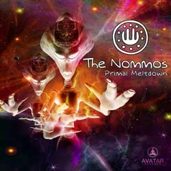 Avatar Records - THE NOMMOS - primal meltdown