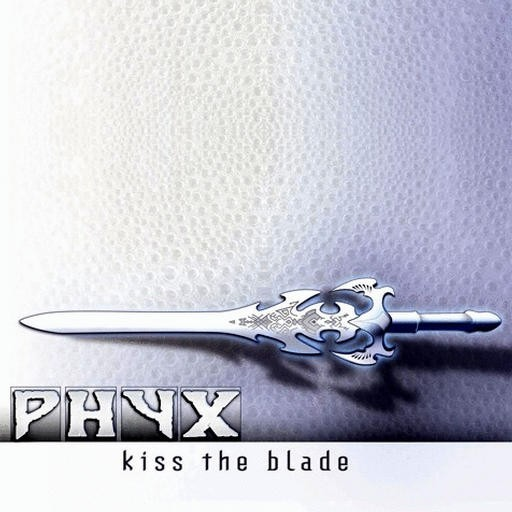 Timecode Records - PHYX - Kiss The Blade