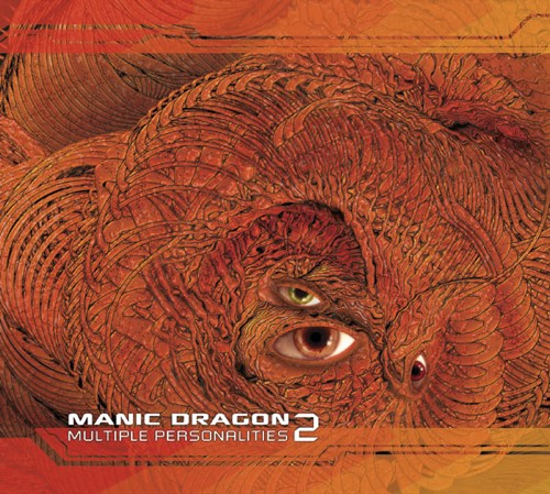Manic Dragon - .Various - Multiple Personalities 2