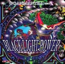Goanmantra Records - .Various - blacklight power
