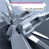 Timecode Records - MULTISTATE - Collaborating With Machines