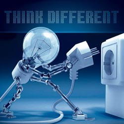 Echoes Recordings - .Various - think different