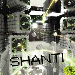 Spun Records - SHANTI - disfunction
