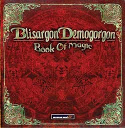 Inpsyde Media - BLISARGON DEMOGORGON - Book of magic
