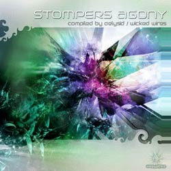 Acidance Records - .Various - stompers agony