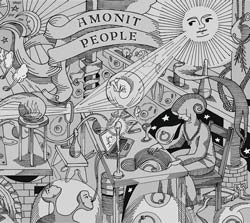 Organic Alchemy Records - .Various - amonit people