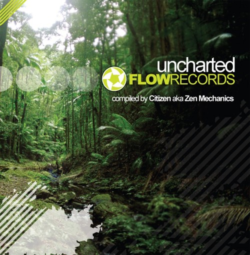 Flow Records - .Various - Uncharted