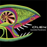 Trishula Records - OLIEN - Sounded Paratronic
