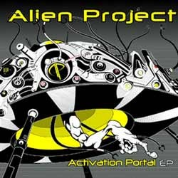 H2O Records - ALIEN PROJECT - activation portal - the remixes
