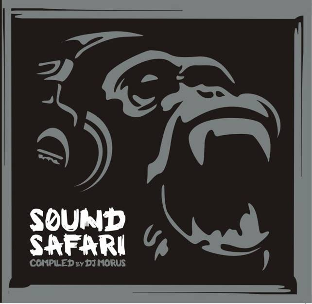 Innersound Records - .Various - Sound Safari - Compiled by Dj Morus