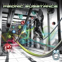 Digital Psionics Records - .Various - Psionic Substance