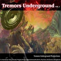 Tremors Underground - .Various - tremors underground vol.1
