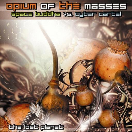 Agitato Records - OPIUM OF THE MASSES - The Lost Planet