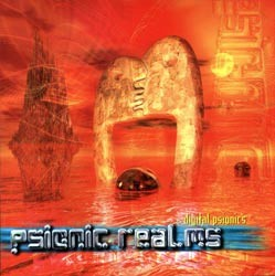 Digital Psionics Records - .Various - psionic realms