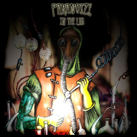 Inpsyde Media - PARANOIZE - In the lab