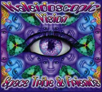 Space Tribe Music - .Various - Kaleidescopic Vision - Space Tribe And Friends