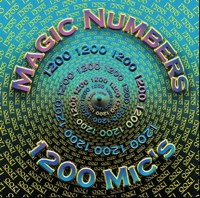 Tip World - 1200 MICS - Magic Numbers EP