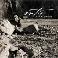 Iboga Records - ANTIX - wanderers