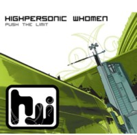 Exogenic Records - HIGHPERSONIC WHOMEN - Push The Limit