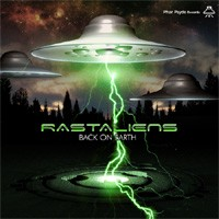 Phar Psyde Records - RASTALIENS - Back On Earth