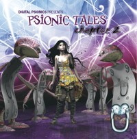Digital Psionics Records - .Various - Psionic Tales Chapter 2