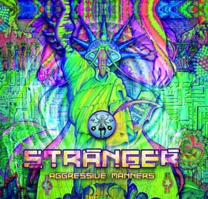 Tantrumm Records - STRANGER - Aggressive manners