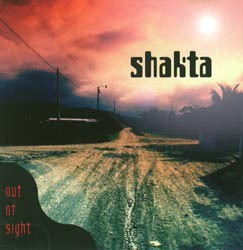 Dragonfly Records - SHAKTA - out of sight