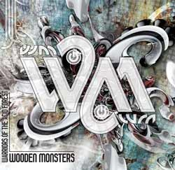 Nabi Records - WOODEN MONSTERS - warriors of the acid forest
