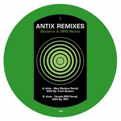 Iboga Records - ANTIX - antix remixes