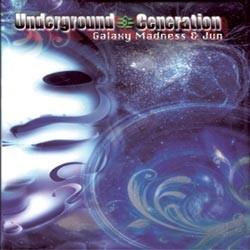 Phreex Networx - GALAXY MADNESS & JUN - underground generation