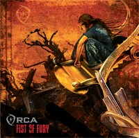 Doof Records - ORCA - Fist Of Fury