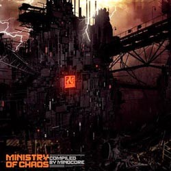 Yabai Records - .Various - ministry of chaos - compiled by Mindcore