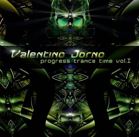 Jorno Records - .Various - Progress trance Time Vol 1